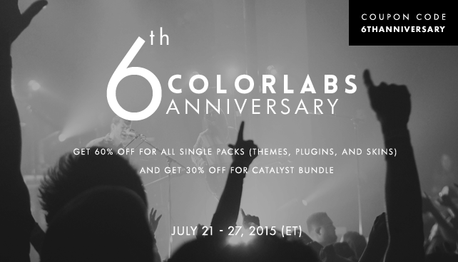 Colorlabs Project Coupon July 2015
