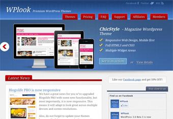 WPlook review, WPlook studio review, WPlook theme review