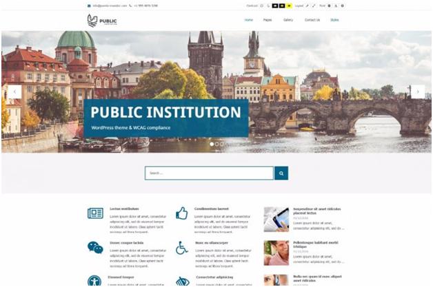 WCAG Ready website