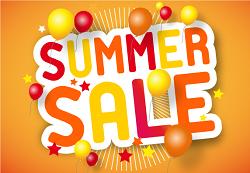 Summer's Sale