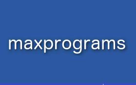 Maxprograms