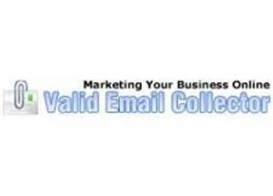 Valid Email Collector
